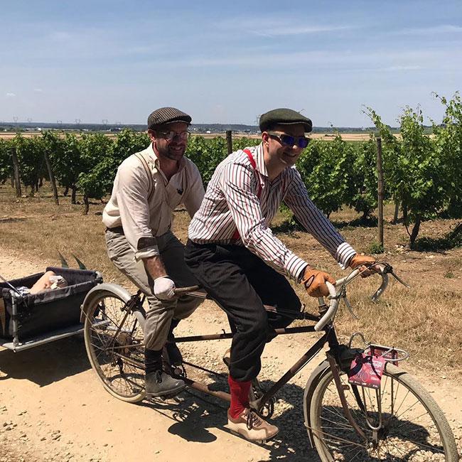 Vélos et voies vertes