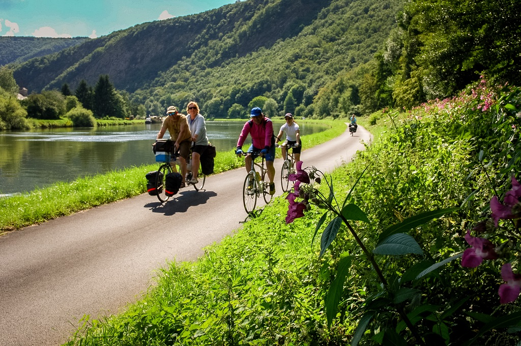 voies vertes et ingénieurie touristique